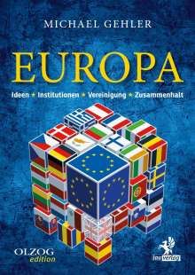 Michael Gehler: Europa, Buch