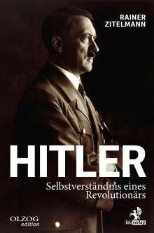 Rainer Zitelmann: Hitler, Buch