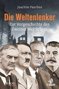 Joachim Paschen: Die Weltenlenker, Buch