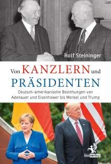 Rolf Steininger: Von Kanzlern und Präsidenten, Buch