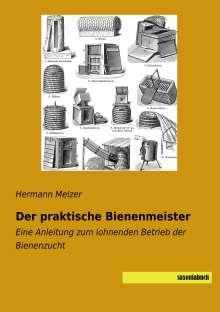 Hermann Melzer: Der praktische Bienenmeister, Buch