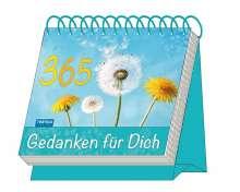 """Aufstellkalender """"365 Gedanken für Dich"""", Diverse"""