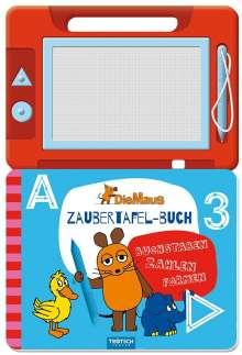 """Zaubertafelbuch """"Die Maus"""", Buch"""