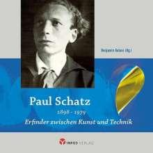 Paul Schatz, Buch