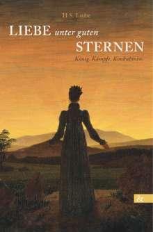 Heinz Laube: Liebe unter guten Sternen, Buch