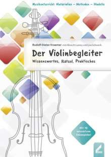 Rudolf-Dieter Kraemer: Der Violinbegleiter, Buch