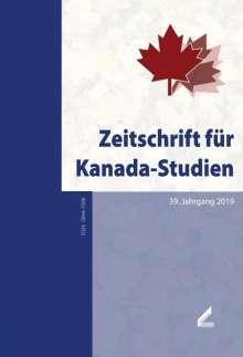 Zeitschrift für Kanada-Studien, Buch