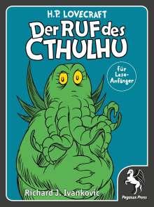 H.P. Lovecrafts Der Ruf des Cthulhu (Hardcover), Buch