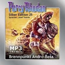 H. G. Ewers: Perry Rhodan Silber Edition 25 - Brennpunkt Andro Beta, 2 Diverse