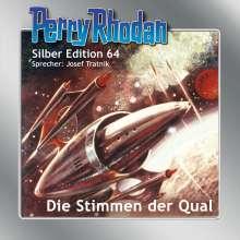 Clark Darlton: Perry Rhodan Silber Edition 64: Die Stimmen der Qual, CD