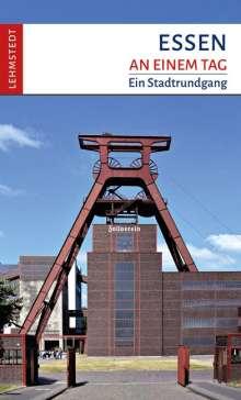 Steffi Böttger: Essen an einem Tag, Buch