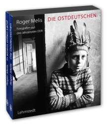 Roger Melis: Die Ostdeutschen (Sonderausgabe). 2 Bände, Buch