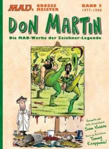 Don Martin: MADs große Meister: Don Martin, Buch