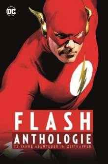 Gardner Fox: Flash Anthologie, Buch