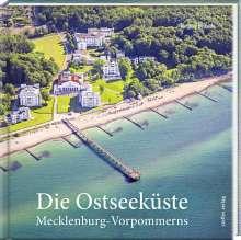 Jürgen Brandt: Die Ostseeküste Mecklenburg-Vorpommerns, Buch