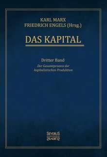 Karl Marx: Das Kapital - Band 3, Buch