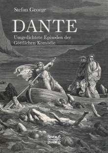 Stefan George: Dante. Umgedichtete Episoden der Göttlichen Komödie, Buch