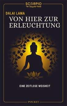 Dalai Lama: Von Hier zur Erleuchtung, Buch
