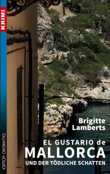 Brigitte Lamberts: El Gustario de Mallorca und der tödliche Schatten, Buch