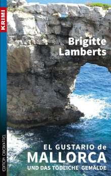 Brigitte Lamberts: El Gustario de Mallorca und das tödliche Gemälde, Buch