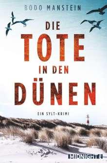 Bodo Manstein: Die Tote in den Dünen, Buch