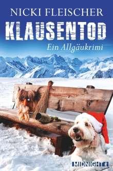 Nicki Fleischer: Klausentod, Buch
