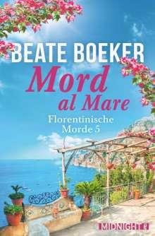 Beate Boeker: Mord al Mare, Buch