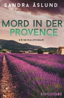Sandra Åslund: Mord in der Provence, Buch