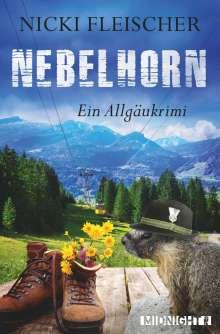 Nicki Fleischer: Nebelhorn, Buch
