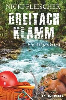 Nicki Fleischer: Breitachklamm, Buch