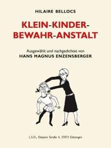 Hilaire Belloc: Klein-Kinder-Bewahr-Anstalt, Buch