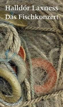 Halldór Laxness: Das Fischkonzert, Buch