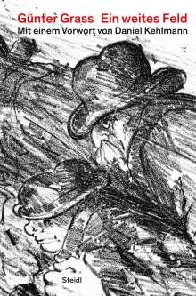 Günter Grass: Ein weites Feld, Buch