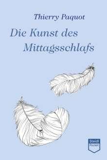 Thierry Paquot: Die Kunst des Mittagsschlafs (Steidl Pocket), Buch
