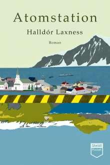 Halldór Laxness: Atomstation, Buch