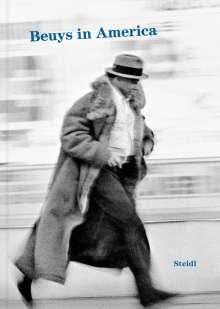 Joseph Beuys: Beuys in America (2021), Buch
