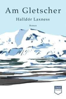Halldór Laxness: Am Gletscher, Buch