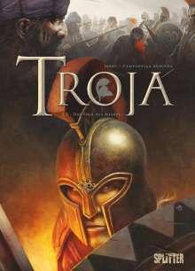 Nicolas Jarry: Troja 01. Das Volk des Meeres, Buch