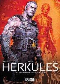 Jean-David Morvan: Herkules. Band 3, Buch
