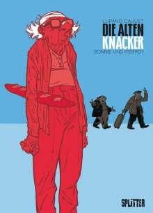 Wilfrid Lupano: Die Alten Knacker 02. Bonnie und Pierrot, Buch