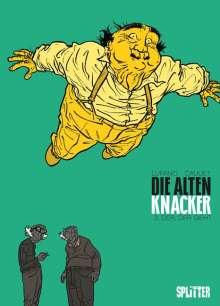 Wilfrid Lupano: Die Alten Knacker 03. Der, der geht, Buch