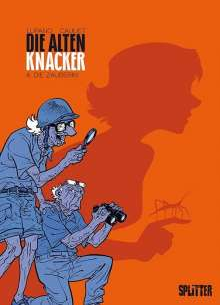 Wilfrid Lupano: Die Alten Knacker 04. Die Zauberin, Buch