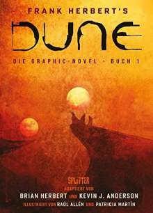 Frank Herbert: Dune (Graphic Novel). Band 1, Buch