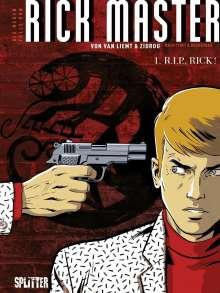 Zidrou: Die neuen Fälle des Rick Master 01. R.i.p., Rick!, Buch