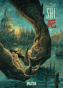 Zidrou: SHI. Band 4, Buch