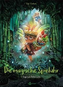 Carbone: Die magische Spieluhr. Band 2, Buch