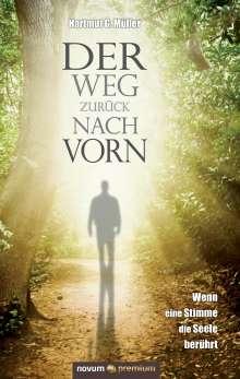 Hartmut G. Müller: Der Weg zurück nach vorn, Buch