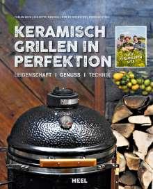 Fabian Beck: Keramisch Grillen in Perfektion, Buch