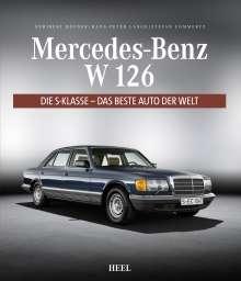 Heribert Hofner: Mercedes-Benz W 126, Buch
