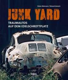 Dieter Rebmann: Junk Yard, Buch